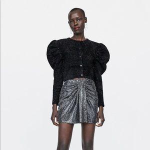 🆕 Zara sparkle skirt ⚡️